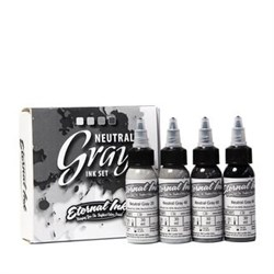 Eternal - Neutral Gray Ink Set - фото 5231