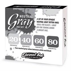 Eternal - Neutral Gray Ink Set - фото 5233