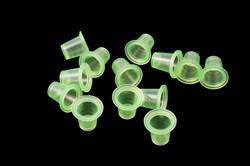 Колпачки под краску (зеленные) - фото 5879