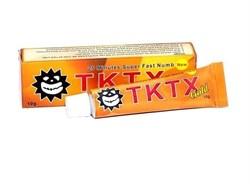 TKTX Gold 38% - Обезболивающий крем - фото 6216