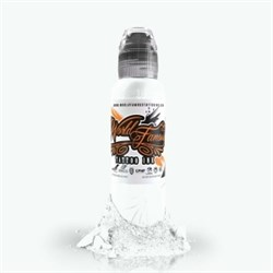 World Famous - Fuji Mountain Mixing White - фото 6314