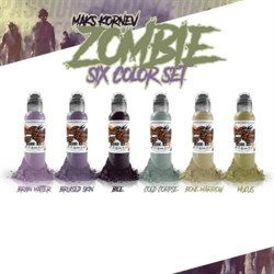 World Famous - Maks Kornev's Zombie Set - фото 6423
