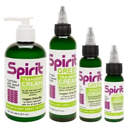 Spirit - Stencil Green Transfer Cream - фото 6826