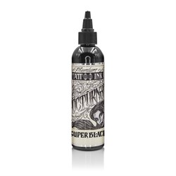 Nocturnal Tattoo Ink - Super Black - фото 7236