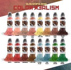 World Famous - Oleg Shepelenko Realism Color 16 Bottle Set - фото 7614