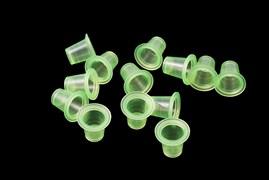 Колпачки под краску (зеленные)
