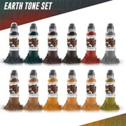 World Famous - Earthtone Color Set
