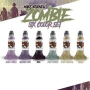 World Famous - Maks Kornev's Zombie Set