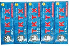 TKTX 39% - Обезболивающий крем (Упаковка 5шт)
