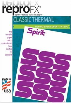Термобумага машинная трансферная (SPIRIT Classic Thermal) (удлиненная) - фото 4468