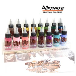 World Famous - A.D. Pancho ProTeam Colorset - фото 5309