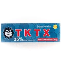 TKTX 39% - Обезболивающий крем - фото 5373