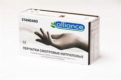 Перчатки Alliance - черные - фото 7257