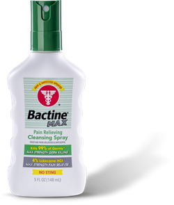 Bactine Max - Pain Relieving Cleansing Spray - фото 7534