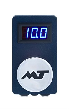 Блок Питания - Mustang Tattoo - Практик синий муар - фото 7671
