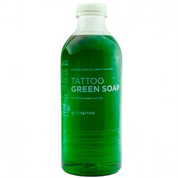 AloeTattoo - Green Soap - фото 7818