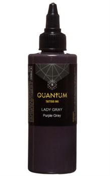 Quantum Tattoo Ink - Lady Gray - фото 8408