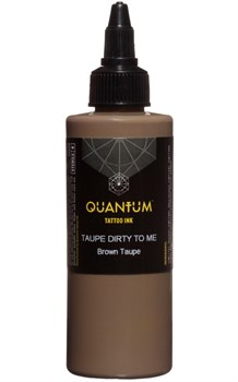 Quantum Tattoo Ink - Taupe Dirty To Me - фото 8411
