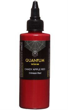 Quantum Tattoo Ink - Candy Apple Red - фото 8418