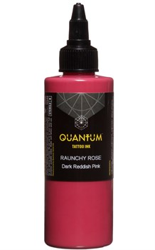 Quantum Tattoo Ink - Raunchy Rose - фото 8419