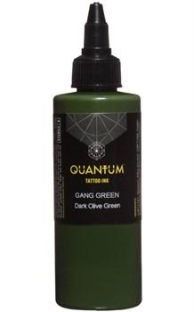 Quantum Tattoo Ink - Gang Green - фото 8423