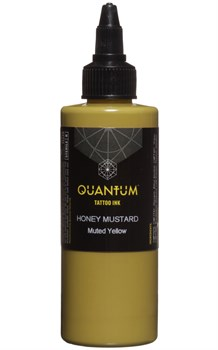 Quantum Tattoo Ink - Honey Mustard - фото 8441