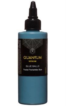 Quantum Tattoo Ink - Blue Balls - фото 8446