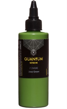 Quantum Tattoo Ink - Zombie - фото 8449