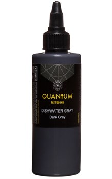 Quantum Tattoo Ink - Dishwater Gray - фото 8453