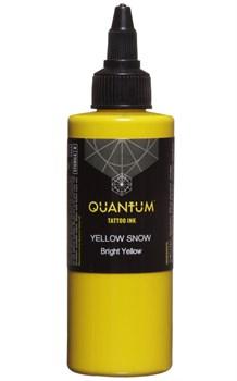 Quantum Tattoo Ink - Yellow Snow - фото 8457