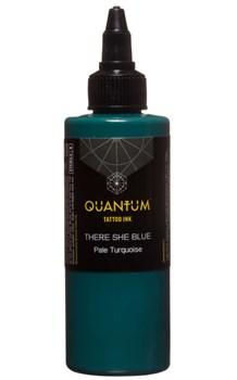 Quantum Tattoo Ink - There She Blue - фото 8511