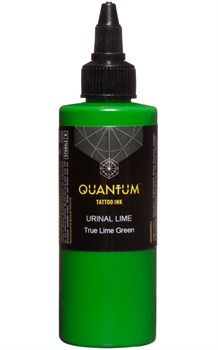 Quantum Tattoo Ink - Urinal Lime - фото 8551
