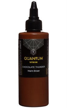 Quantum Tattoo Ink - Chocolate Thunder - фото 8595