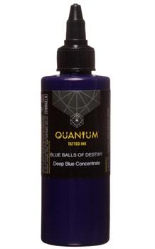 Quantum Tattoo Ink - Blue Balls of Destiny - фото 8599