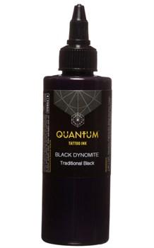 Quantum Tattoo Ink - Black Dynomite - фото 8605