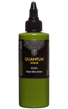 Quantum Tattoo Ink - Kush - фото 8621