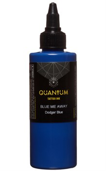 Quantum Tattoo Ink - Blue Me Away - фото 8637