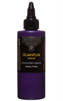 Quantum Tattoo Ink - Statutory Grape - фото 8642