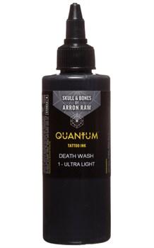 Quantum Tattoo Ink - Arron Raw Skull & Bones Greywash - 1 Ultra Light - фото 8648