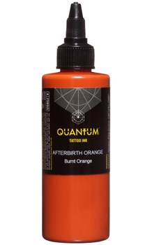 Quantum Tattoo Ink - Afterbirth Orange - фото 8654
