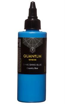 Quantum Tattoo Ink - Bang Bang Blue - фото 8667