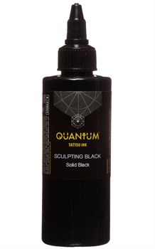Quantum Tattoo Ink - Sculpting Black - фото 8677