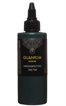 Quantum Tattoo Ink - Greenspotting - фото 8687