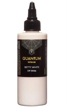 Quantum Tattoo Ink - Betty White (off white) - фото 8694