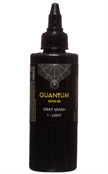 Quantum Tattoo Ink - Gray Wash - 1 Light - фото 8709