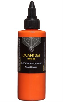 Quantum Tattoo Ink - Clockwork Orange - фото 8774
