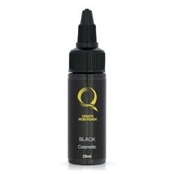 Quantum Cosmetic Inks - Black - фото 8893