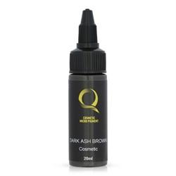 Quantum Cosmetic Inks - Dark Ash Brown - фото 8899