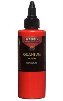 Quantum Tattoo Ink - Sharuzen Demonic Invocation - Abaddon - фото 8959