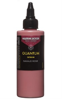 Quantum Tattoo Ink - Majorink Jackson - Navajo Rose - фото 8962